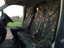 Vauxhall - Van Seat Covers